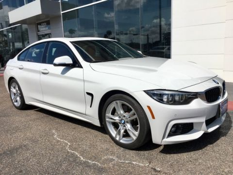 2018 BMW 4 Series 430i Gran Coupe